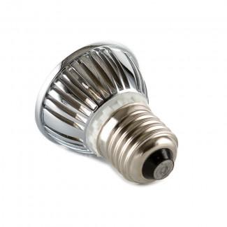 Фото2 Лампа светодиодная LED E27-3х1W, 3 Вт, тип R50