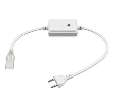 Фото3 LED лента 220V STANDART #14 SMD5050, 60 д/м, 8.8W, IP65 + комплектующие