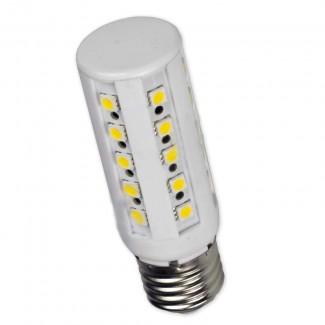 Фото1 LED лампа E27-30SMD-5050 6 Вт