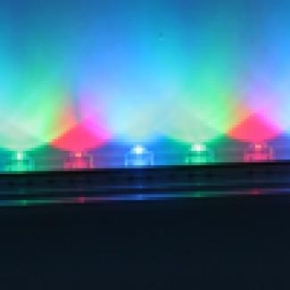 Фото1 NS30-RGB2 - LED модуль SuperFluxLed RGB