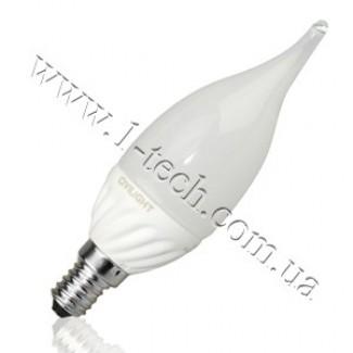 Фото1 CIVILIGHT CV E14-4W Wind candle (warm white)