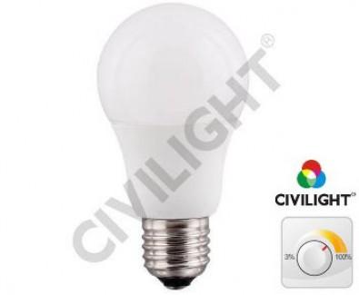 Фото1 LED лампа CIVILIGHT A60 Omni E27-11W