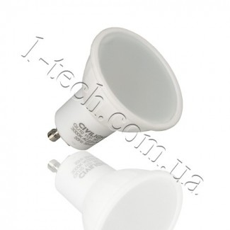 Фото1 LED лампа CIVILIGHT GU10-5W-VCR