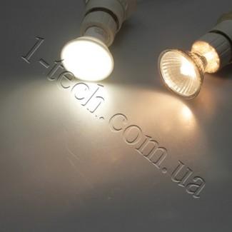 Фото3 LED лампа CIVILIGHT GU10-5W-VCR