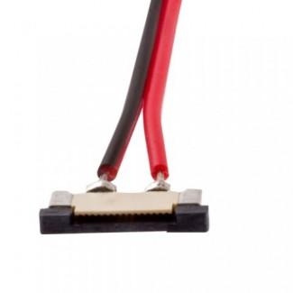 Фото1 Jack > cable - Соединительный кабель с разъемом для LED лент шириной 8 мм