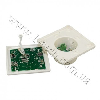 Фото2 Dimmer Sensor Диммер настенный встраиваемый ручной, 12-24VDC, 1x8A