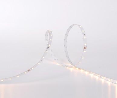 Фото1 D880-24V-8mm-NW - LED лента SMD 2835, 80 д/м, 24V, 4000К, IP33
