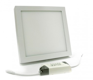 Фото3 465/. Светильник светодиодный потолочный, квадратый накладной, Wall Light, 220В, 12 Вт, 178мм