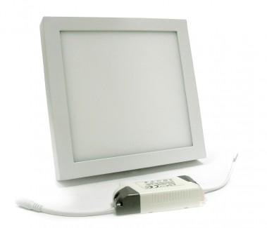 Фото3 466/. Светильник светодиодный потолочный, квадратый накладной, Wall Light, 220В, 18 Вт, 240мм