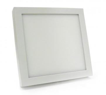 Фото1 466/. Светильник светодиодный потолочный, квадратый накладной, Wall Light, 220В, 18 Вт, 240мм