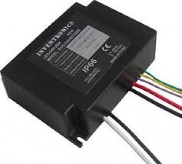 Фото1 EUC040S070DS - Драйвер светодиода с диммированием, влагозащитный, 220VAC>18-54VDC, 38Вт, 700 mа