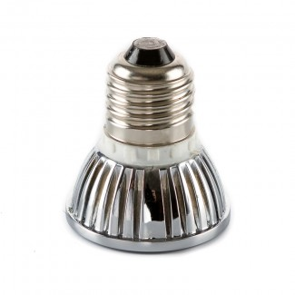 Фото3 Лампа светодиодная LED E27-3х1W, 3 Вт, тип R50