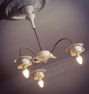Фото4 LED лампа CIVILIGHT CV E14-6W Flora candle