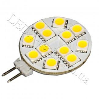 Фото1 LED лампа G4-12SMD 5050R