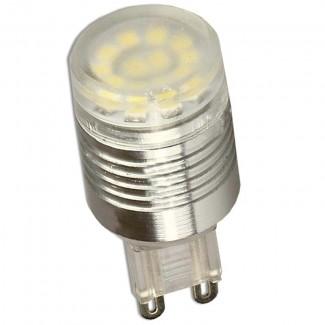 Фото1 LED лампа G9-2W-12SMD