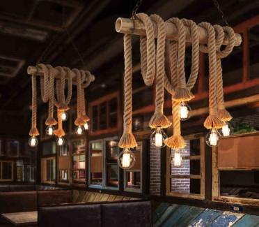 Фото4 SLL E27-G125-4W - LED лампа филамент, 4W, тип G125, цоколь E27, круглая шарообразная