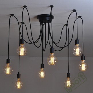 Фото5 SLL E27-G80-4W - LED лампа филамент, 4W, тип G80, цоколь E27, круглая шарообразная