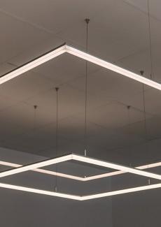 Фото10 GIZA - LED-профиль