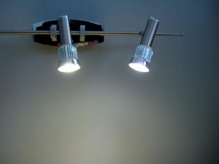 Фото1 LED лампа GU10-LM