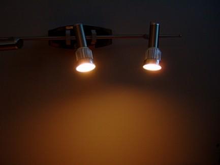 Фото3 LED лампа GU10-LM
