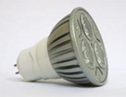 Фото3 LED лампа с цоколем MR16 (G5.3), 220В