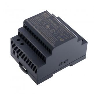 Фото2 HDR-100-12N - Блок питания на DIN-рейку, 12V, 100 Вт, 7.5А