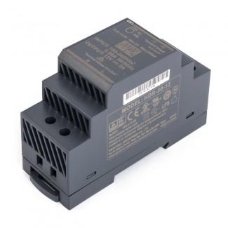 Фото2 HDR-30-12 - Блок питания на DIN-рейку, 12V, 30 Вт, 2А
