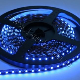 Фото1 HID2-B Синяя LED лента, 96xSMD3528