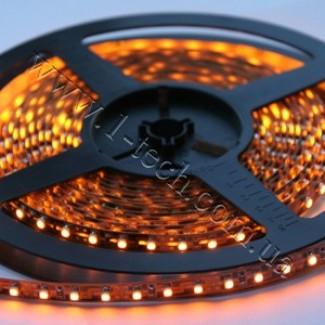 Фото1 HID2-Y Оранжевая (жёлтая) LED лента, 96xSMD3528
