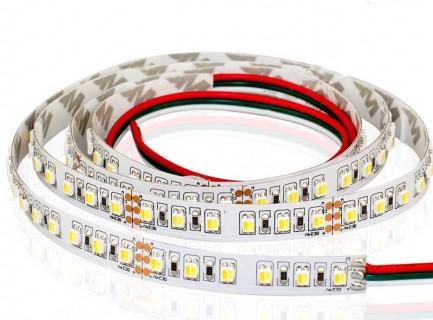 Фото1 HID3-TWIN WHITE Мульти-белая LED лента, 240xSMD3020