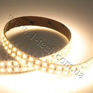 Фото1 HID6-WW Тёпло-белая LED лента, 240xSMD4030