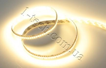Фото1 HID8-WW Тёпло-белая LED лента, 240xSMD3528