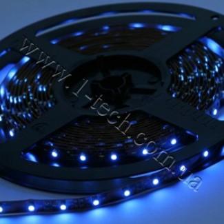 Фото1 ID-B Синяя LED лента, 60xSMD3528
