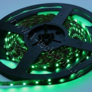 Фото1 ID-G Зелёная LED лента, 60xSMD3528