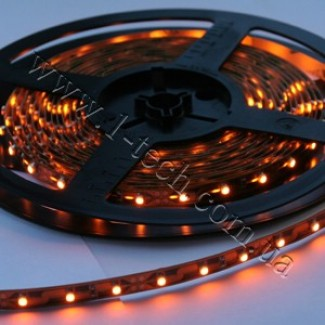 Фото1 ID-Y Оранжевая (жёлтая) LED лента, 60xSMD3528