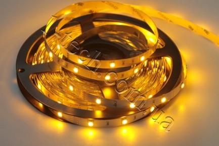 Фото1 ID2-Y Оранжевая (жёлтая) LED лента, 30xSMD5050