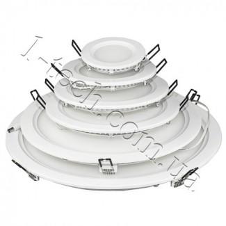 Фото2 Fusion.R140/. Светильник светодиодный потолочный круглый Fusion, 24В, 5,5 Вт, ф140 мм