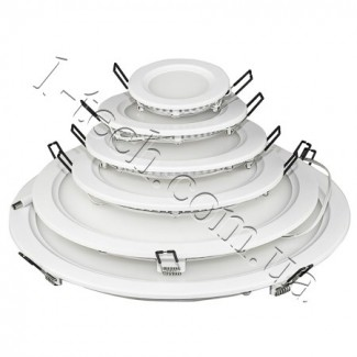 Фото2 Fusion.R200/. Светильник светодиодный потолочный круглый Fusion, 24В, 11 Вт, ф200 мм