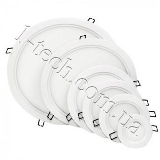 Фото3 Fusion.R95/. Светильник светодиодный потолочный круглый Fusion, 24В, 4,5 Вт, ф95 мм