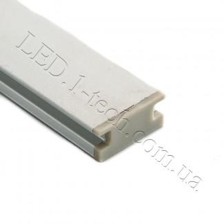 Фото3 Профиль алюминиевый для светодиодных лент №4Е встраиваемый в пол 19х8мм (комплект)