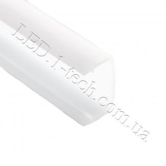 Фото3 Стекло-рассеиватель для LED профиля №2 прямоугольный матовый 21х15х1000мм