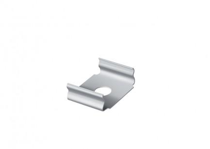 Фото1 ЛК - Клипса металлическая для крепления LED профиля серии ЛПС
