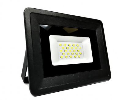 Фото1 FS-SMD AVT3-IC-..W - LED прожектор матричный прямоугольный, 6000K