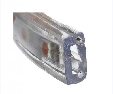 Фото3 LED лента 220V RGB STANDART №12 - SMD2835, 48 д/м, 6W, IP65 + комплектующие