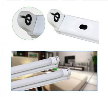 Фото1 Светильник для LED лампы T8-120 см