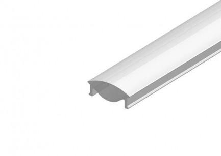 Фото1 ЛРК фокусирующая - Линза, угол свечения до 30гр. для LED профилей серии ЛП, 5,8*14*2000мм