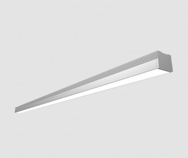 Фото2 LS1613(B) - LED профиль накладной, комплект