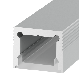 Фото1 LS1613(B) - LED профиль накладной, комплект