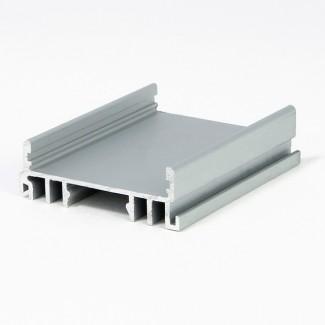 Фото1 LED-профиль ЛСС для лент П-образный, вн.ширина 30,3 мм, размеры 12*36,1*2000 мм (стекло-рассеиватель