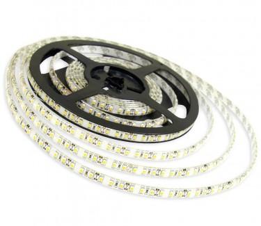 Фото1 MOTOKO-600WWF3528-12(2700K~3500K) - LED лента SMD 3528, 120 д/м, 12V, 2700-3500К, IP65